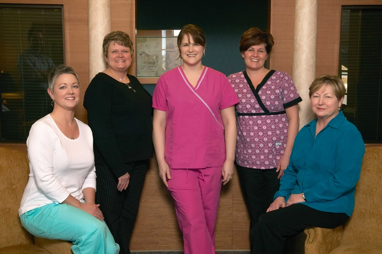 Kevin S Midkiff DDS - Family and Cosmetic Dentistry Staff