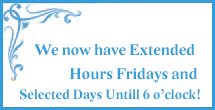 Extended Office Hours